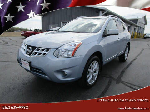 2011 Nissan Rogue for sale at Lifetime Auto Sales and Service in West Bend WI