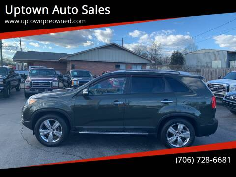 2012 Kia Sorento for sale at Uptown Auto Sales in Rome GA