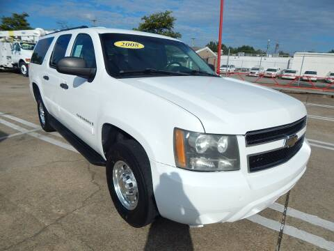 2008 Chevrolet Suburban for sale at Vail Automotive in Norfolk VA