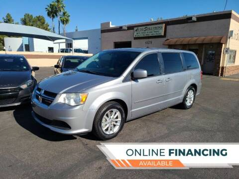 2013 Dodge Grand Caravan for sale at Auto Solutions in Mesa AZ