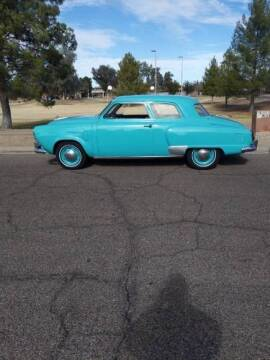 1950 Studebaker Champion for sale at Classic Car Deals in Cadillac MI