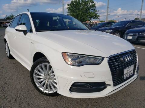 2016 Audi A3 Sportback e-tron for sale at Perfect Auto in Manassas VA