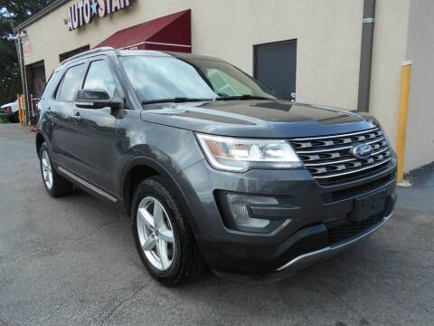 2017 Ford Explorer for sale at AutoStar Norcross in Norcross GA