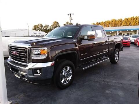 2016 GMC Sierra 2500HD for sale at Cj king of car loans/JJ's Best Auto Sales in Troy MI