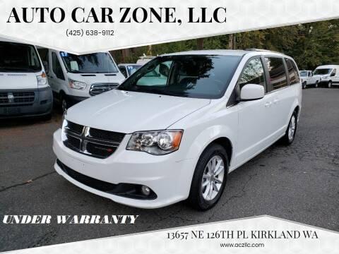 2019 Dodge Grand Caravan for sale at Auto Car Zone, LLC in Kirkland WA