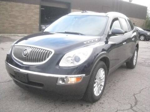 2012 Buick Enclave for sale at ELITE AUTOMOTIVE in Euclid OH