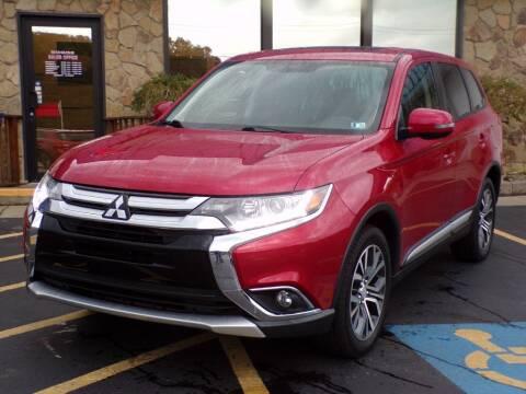 2017 Mitsubishi Outlander for sale at Rogos Auto Sales in Brockway PA