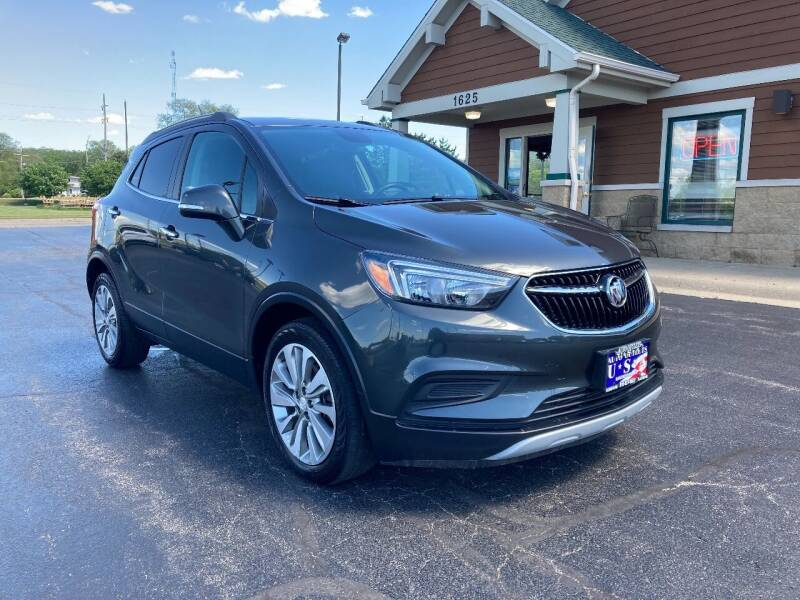 2017 Buick Encore for sale at Auto Outlets USA in Rockford IL