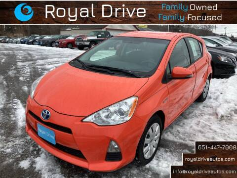 2014 Toyota Prius c for sale at Royal Drive in Newport MN