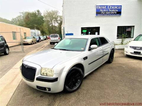 2009 Chrysler 300 for sale at Best Choice Auto Sales in Virginia Beach VA