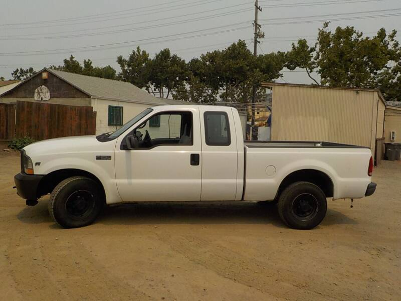 2002 Ford F-250 Super Duty for sale at Royal Motor in San Leandro CA