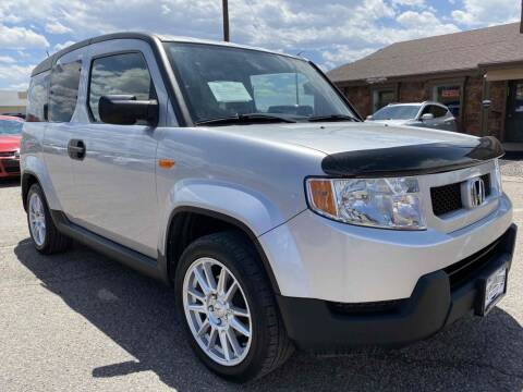 2011 Honda Element for sale at BERKENKOTTER MOTORS in Brighton CO
