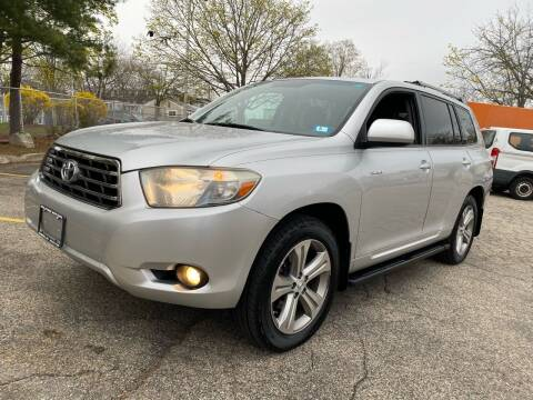 2009 Toyota Highlander for sale at Welcome Motors LLC in Haverhill MA