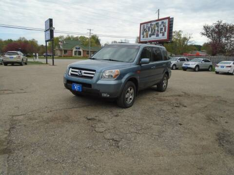 2006 Honda Pilot for sale at Michigan Auto Sales in Kalamazoo MI