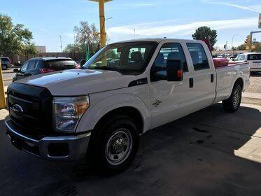 2015 Ford F-350 Super Duty for sale at Fiesta Motors Inc in Las Cruces NM