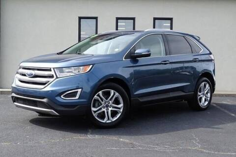 2018 Ford Edge for sale at Griffin Mitsubishi in Monroe NC
