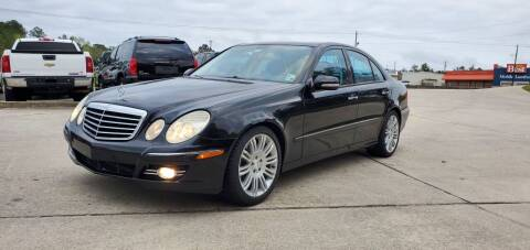2007 Mercedes-Benz E-Class for sale at WHOLESALE AUTO GROUP in Mobile AL