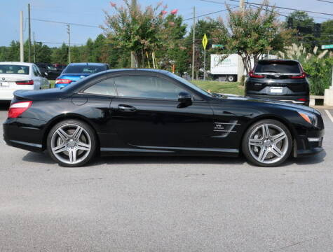 2013 Mercedes-Benz SL-Class for sale at Southern Auto Solutions - BMW of South Atlanta in Marietta GA