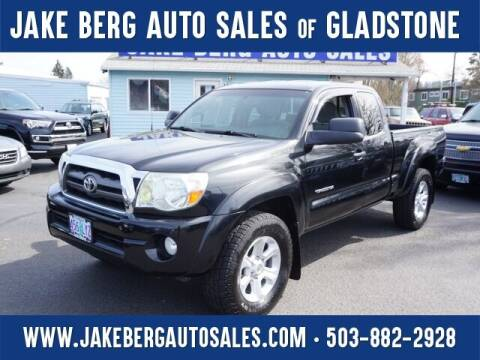 2009 Toyota Tacoma for sale at Jake Berg Auto Sales in Gladstone OR