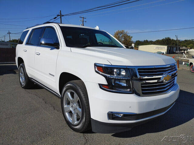 2019 Chevrolet Tahoe for sale at Guy Strohmeiers Auto Center in Lakeport CA