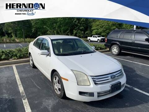 2006 Ford Fusion for sale at Herndon Chevrolet in Lexington SC