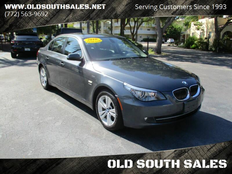 2010 BMW 5 Series for sale in Vero Beach, FL