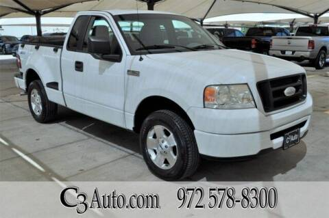 2006 Ford F-150 for sale at C3Auto.com in Plano TX