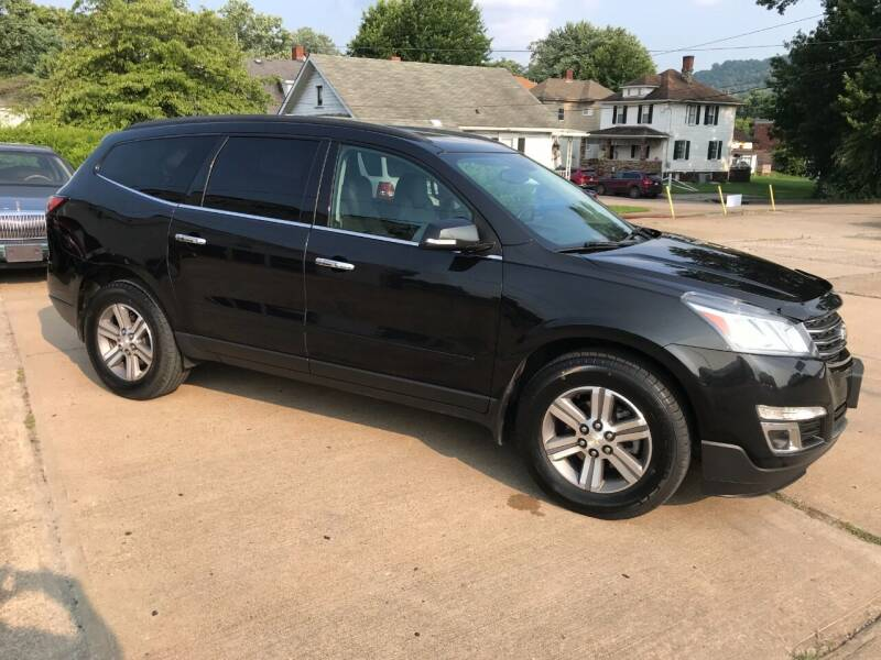 2015 Chevrolet Traverse for sale at DALE'S PREOWNED AUTO SALES INC in Moundsville WV