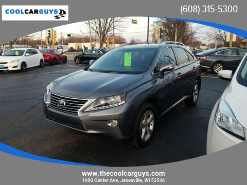 2013 Lexus RX 350 for sale at Cool Car Guys in Janesville WI