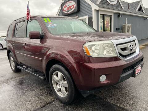 2011 Honda Pilot for sale at Cape Cod Carz in Hyannis MA