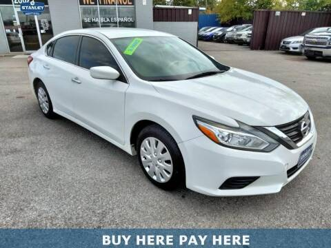 2016 Nissan Altima for sale at Stanley Direct Auto in Mesquite TX
