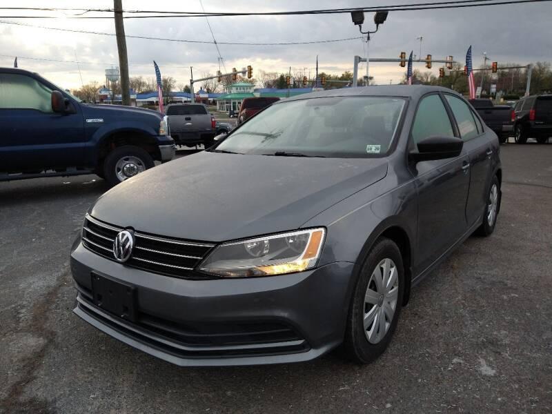 2015 Volkswagen Jetta for sale at P J McCafferty Inc in Langhorne PA
