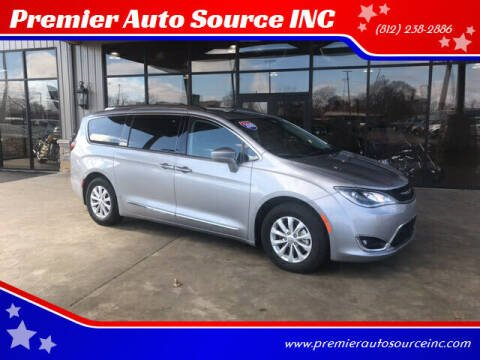 2018 Chrysler Pacifica for sale at Premier Auto Source INC in Terre Haute IN