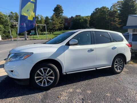 2014 Nissan Pathfinder for sale at Trax Auto II in Broadway VA