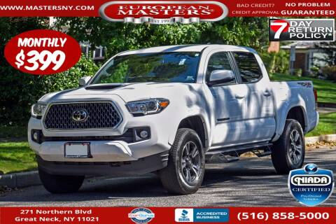 2019 Toyota Tacoma for sale at European Masters in Great Neck NY