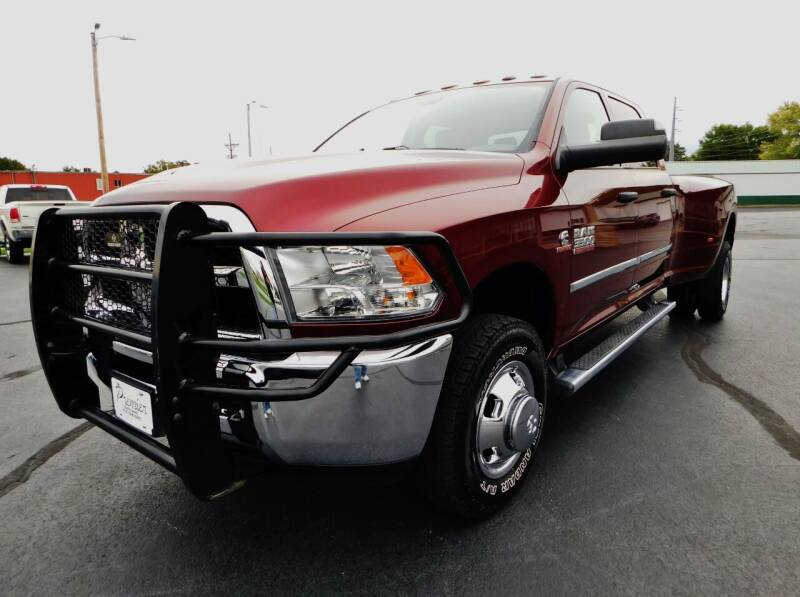2018 RAM Ram Pickup 3500 for sale at PREMIER AUTO SALES in Carthage MO