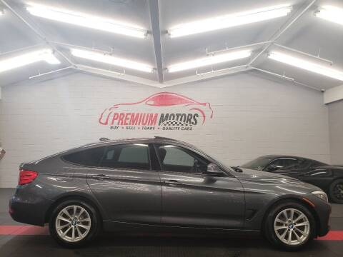 2014 BMW 3 Series for sale at Premium Motors in Villa Park IL
