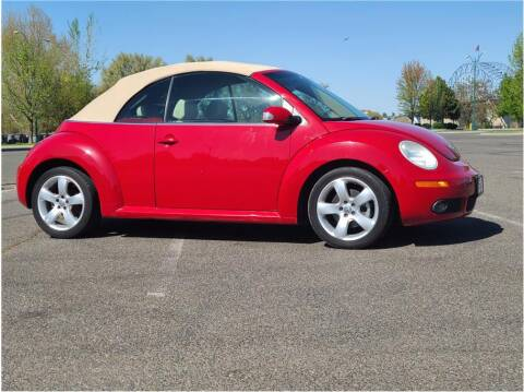 2006 Volkswagen New Beetle Convertible for sale at Elite 1 Auto Sales in Kennewick WA