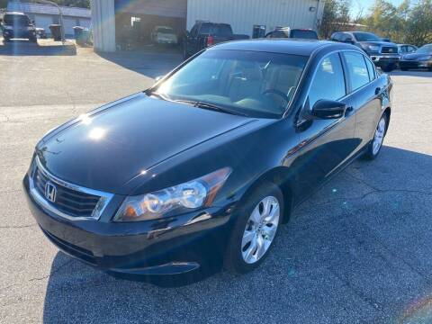 2009 Honda Accord for sale at Brewster Used Cars in Anderson SC
