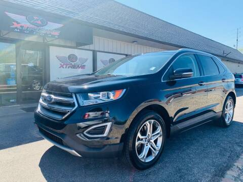 2016 Ford Edge for sale at Xtreme Motors Inc. in Indianapolis IN