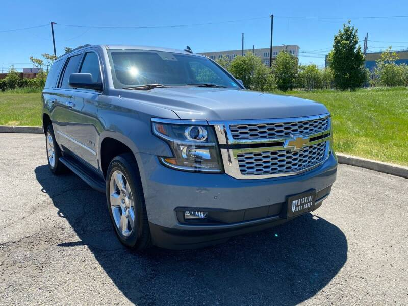 2015 Chevrolet Tahoe for sale at Pristine Auto Group in Bloomfield NJ