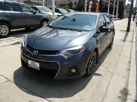 2014 Toyota Corolla for sale at Car Center in Chicago IL