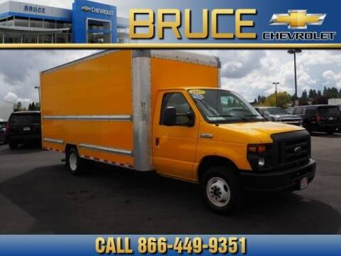 2015 Ford E-Series Chassis for sale at Medium Duty Trucks at Bruce Chevrolet in Hillsboro OR
