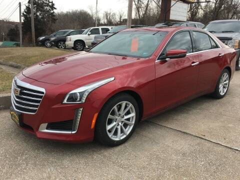 2017 Cadillac CTS for sale at Town and Country Auto Sales in Jefferson City MO