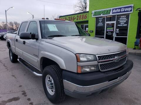 2005 Chevrolet Silverado 2500HD for sale at Empire Auto Group in Indianapolis IN