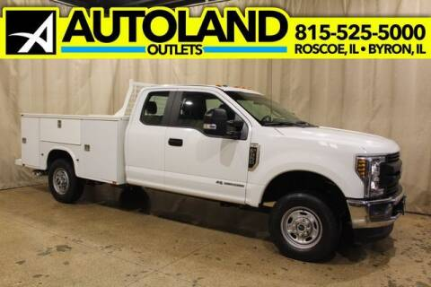 2018 Ford F-350 Super Duty for sale at AutoLand Outlets Inc in Roscoe IL