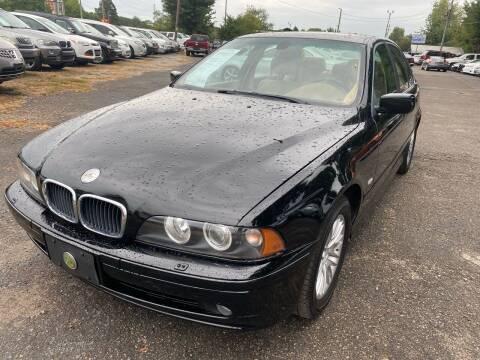 2001 BMW 5 Series for sale at Atlantic Auto Sales in Garner NC