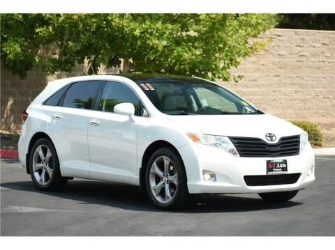 2011 Toyota Venza for sale at A-1 Auto Wholesale in Sacramento CA