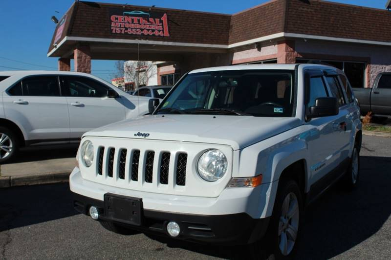 2011 Jeep Patriot for sale at Central 1 Auto Brokers in Virginia Beach VA