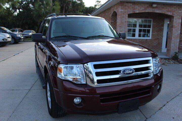 2013 Ford Expedition for sale at MITCHELL AUTO ACQUISITION INC. in Edgewater FL